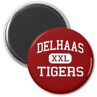 Delhaas -トラ-高ブリストルペンシルバニア マグネット