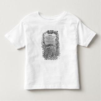 「Della Musica Anticaとdella Modernaのページ トドラーTシャツ