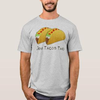 DemのタコスTho Tシャツ