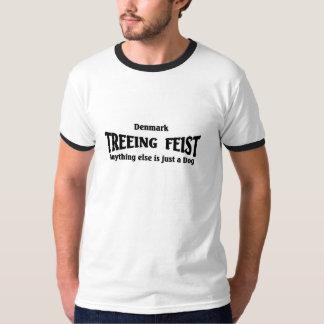 Demark TreeingのFeist Tシャツ