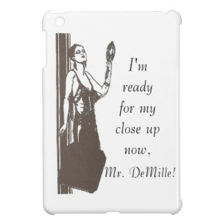 、DeMille氏のiPad Miniケース閉めて下さい iPad Miniケース