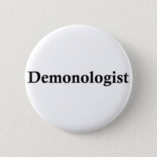 Demonologist 5.7cm 丸型バッジ