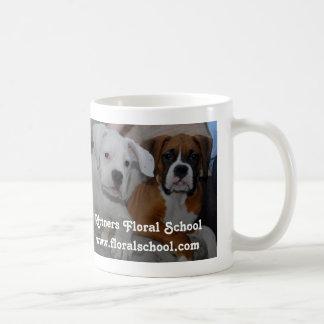 DempsyおよびデイヴィッドエドワードRittnersの花の学校のマグ コーヒーマグカップ