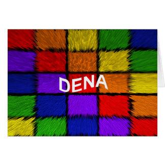 DENA カード