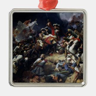 Denainの戦い、1712年7月24日1839年 メタルオーナメント