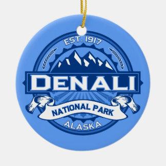 Denaliのコバルト セラミックオーナメント