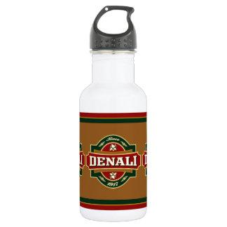 Denaliの古いラベル ウォーターボトル