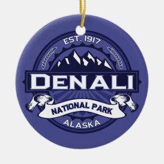 Denaliの真夜中 セラミックオーナメント