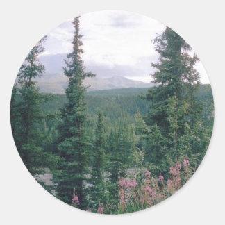 Denali -アラスカ ラウンドシール