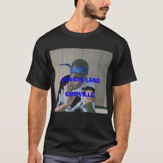 dennislane、デニスLANECMOVILLE Tシャツ