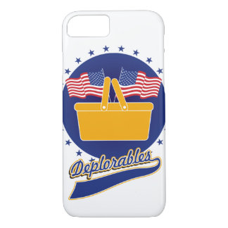 Deplorablesのチームロゴ iPhone 8/7ケース