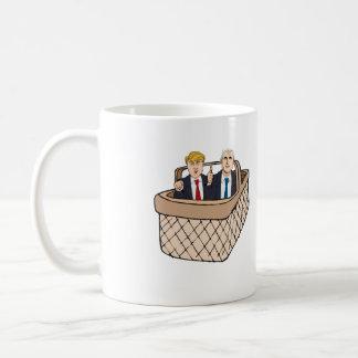 Deplorablesの切札のペニーのバスケット -- アンチ切札20 コーヒーマグカップ
