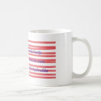 Deplorablesの破損 コーヒーマグカップ