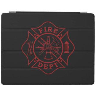 Deptのマルタ十字のiPad 2/3/4カバーを始動させますか、または立てて下さい iPadスマートカバー