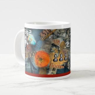 der BATALLAのcuppa Nº1 ジャンボコーヒーマグカップ