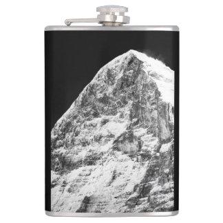 Der Eigerのビニールの包まれたなフラスコ フラスク