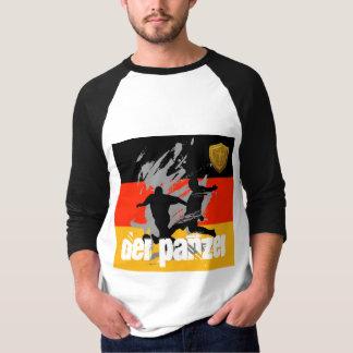 Der Panzerドイツ Tシャツ