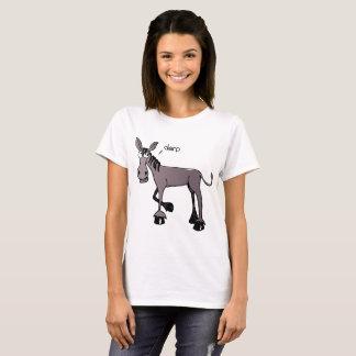 DerpのろばのおもしろTシャツ Tシャツ