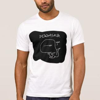Derpasaur Tシャツ