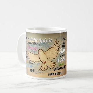 Descindingの鳩 コーヒーマグカップ