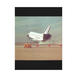 desert_Spaceの発見 キャンバスプリント