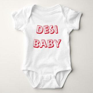 Desiのベビー! (インドのベビー!) ベビーボディスーツ