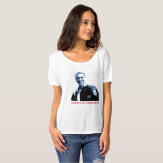 Design常のオバマ私の大統領 Tシャツ