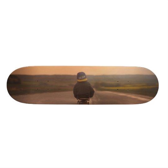 design for girls skateboard 女の子向け デザイン スケボー cute 18.4cm ミニスケートボードデッキ