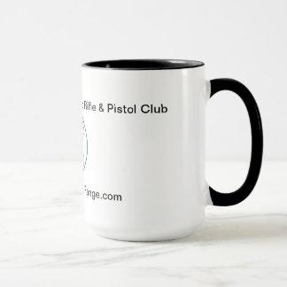 DeSotoのライフル及びピストルクラブマグ マグカップ