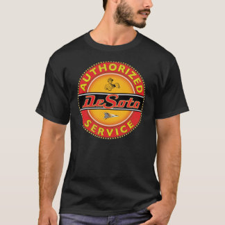 desotoサービス印 tシャツ
