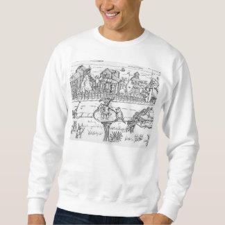 Destinの非先住民 スウェットシャツ