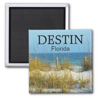 Destinフロリダのビーチの海のオートムギ磁石 マグネット