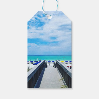 Destinフロリダのビーチ ギフトタグ