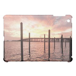 Destinフロリダの日没 iPad Miniケース