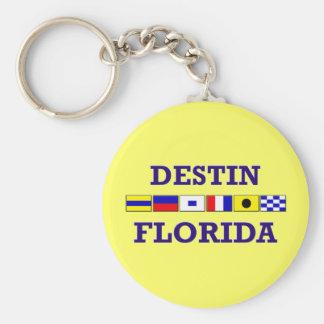 Destin Keychain キーホルダー