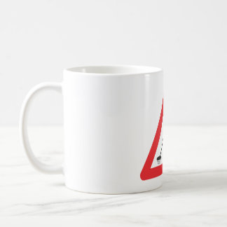 Detectoristのマグへの収穫 コーヒーマグカップ