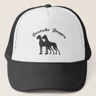 Deutsche Doggen キャップ