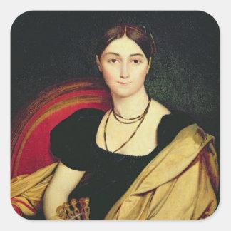 Devaucay 1807年夫人 スクエアシール