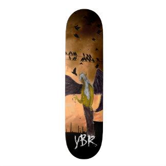 DEVIL_YBR スケートボード