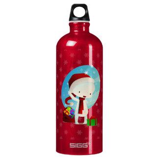 Devilleのクリスマス ウォーターボトル