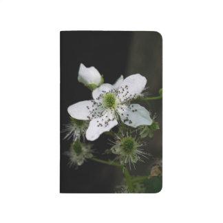 Dewberryの野生の花のポケットジャーナル ポケットジャーナル