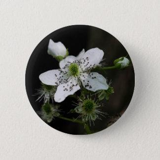 Dewberryの野生の花ボタン 5.7cm 丸型バッジ