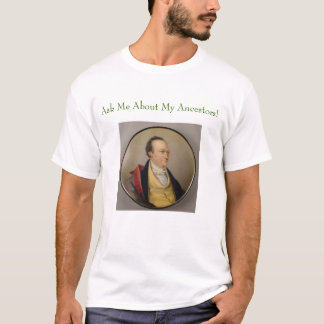 DeWittクリントンの自慢話のワイシャツ Tシャツ