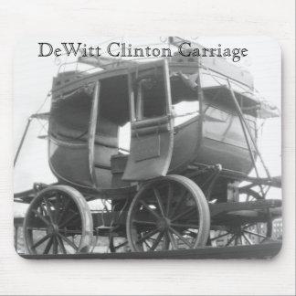 Dewittクリントンキャリッジ列車の交通機関 マウスパッド