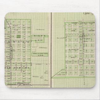 DeWitt、Tiptonの計画 マウスパッド