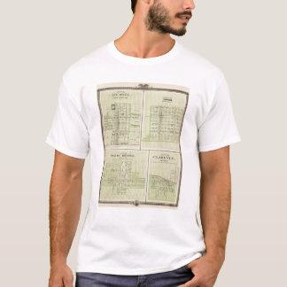 DeWitt、Tiptonの計画 Tシャツ