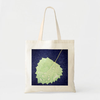 Dewy Leaf Budget Tote トートバッグ