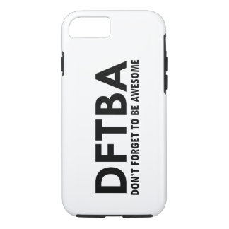 DFTBA iPhone 8/7ケース