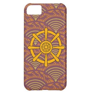 Dharmaの車輪 iPhone5Cケース