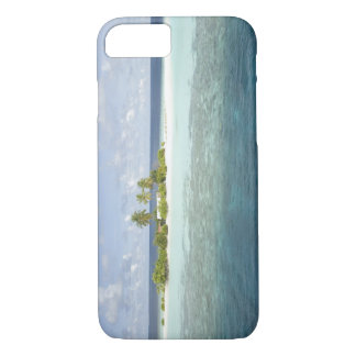 Dhiggiriの島、Ariの南環礁、モルディブ、 iPhone 8/7ケース